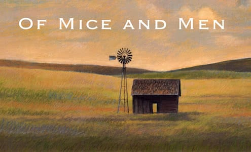 an analysis of the depression in of mice and men by john steinbeck Of mice and men: of mice and men, novella by john steinbeck of mice and men, novella by john steinbeck, published in 1937 which summed up the bitterness of the great depression decade and aroused widespread sympathy for the plight of migratory farmworkers.