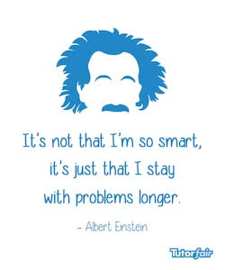 stay with problems longer