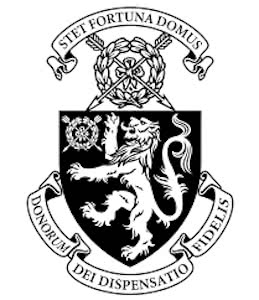 get into Harrow School logo