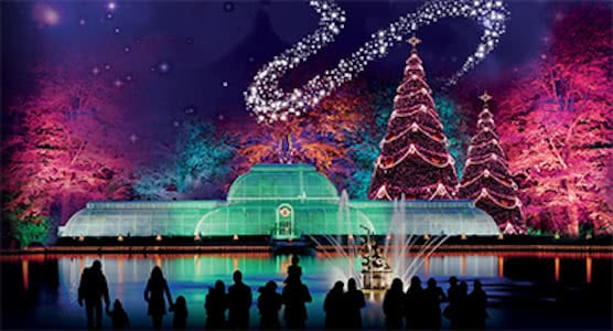 Christmas at Kew