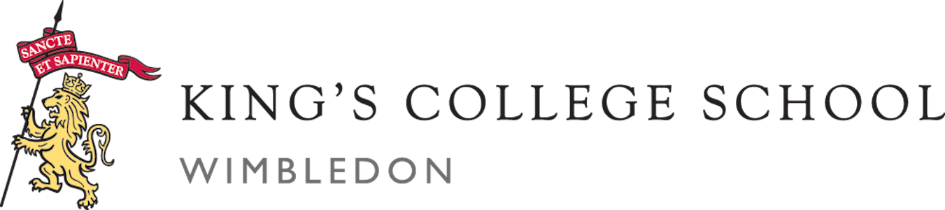 get into King's College logo
